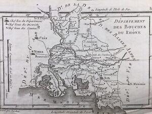 Bouches-du-Rhone-1792-Mazargues-Istres-Cassis-Gordes-Cucuron-Saintes-Maries-Mer
