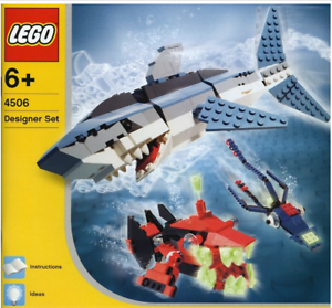 LEGO Creator Deep Sea Predators (4506)