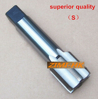 1pcs 38mm x 1.5 Metric HSS Right hand Thread Tap M38 x 1.5 mm High quality S