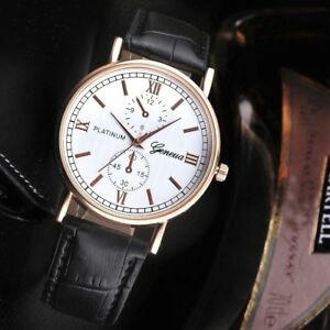 GENEVA-GOLD-TONE-BUSINESS-STYLE-WATCH-AT-YOUR-HOME-IN-3-5-DAYS-SHIPS-FREE