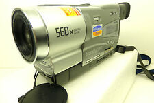 Camescope SONY CCD-TR728E PAL Hi8 / video 8mm  Hi-Fi Stereo + k7 HI8 bon état