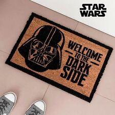 Star Wars Darth Vader Welcome To The Dark Side Coir Outdoor Front Door Doormat