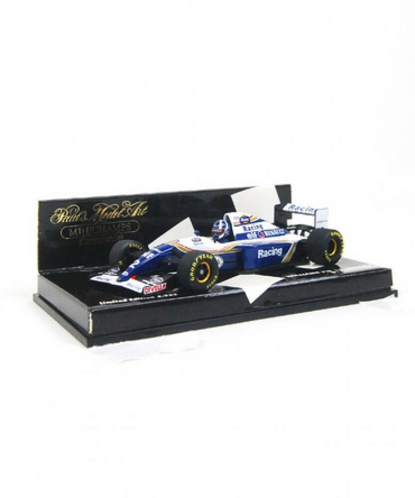 Nuovo Mini Champs 1/43 Scale Williams FW16 Renault D. Coulthard Model car Japan