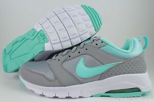 check out 05603 47bf3 Image is loading NIKE-AIR-MAX-MOTION-WOLF-GRAY-TURQUOISE-GREEN-