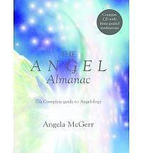 The Angel Almanac by Angela McGerr (Paperback, 2010)