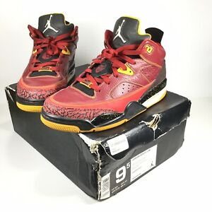 ac76cdbf690d Air Jordan Son Of Mars Low Size 9.5 Team Red White University Gold ...