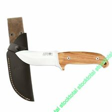 CUCHILLO MANGO OLIVO,D2 KNIFE WITH OLIVE WOOD HANDLE, D2 211012