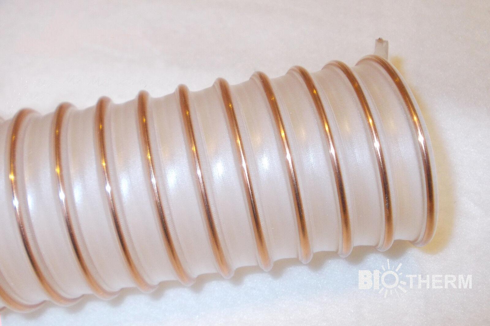 5 m Ersatzschlauch für z.B. Schellinger Maulwurf oder ähnliche   Pelletschlauch