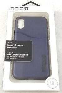 super popular ec490 b3075 Details about Incipio DUALPRO Case for Apple iPhone X, iPhone 10 in Retail  Packaging New
