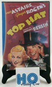 DVD-Top-Hat-Fred-Astaire-Ginger-Rogers-Nuevo-en-Blister