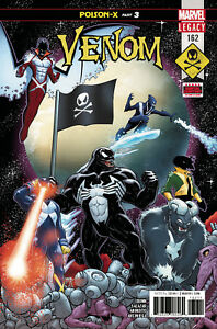 Details about VENOM #162, New, First printing, Marvel Comics (2018)