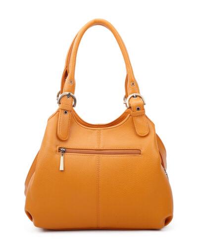 New Women 3 Section Multi Function Large Shoulder Tote Bag Hobo Work Handbag