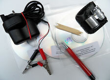 Coin Cleaning by Electrolysis - `Pro - Electrol` Collection 3CDs + Micro. Plus!!