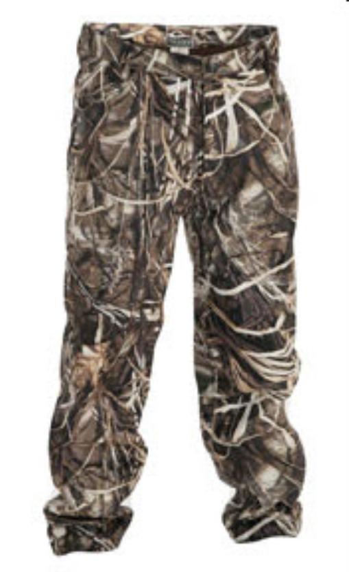 Drake Waterfowl DW3030-015-16 Youth Fleece Lined Pants Max5  Camo Sz 16 17738