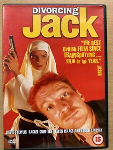 Divorcing-Jack-DVD-1998-Irlandese-Commedia-Cult-Film-Film-W-David