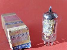 1 tube electronique PHILIPS ECH200 /vintage valve tube amplifier/NOS(41)