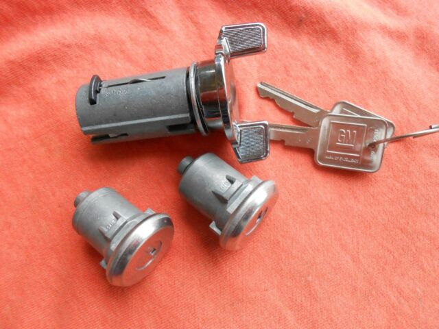 1968 Corvette GTO SS GS 442 GM Ignition Lock CYLINDER