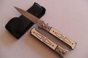 CP-076-Couteau-Pliant-de-Poche-Lame-Acier-Fine-10-cm-Manche-Alu-12-cm-Outdoor