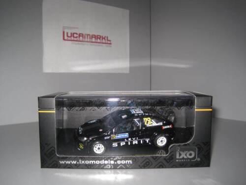 Ixo models RAM392 Ford Focus RS WRC '08 1//43