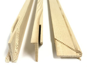 "Bundle of 50 Bulk Discount 1.5/"" Stretcher Bars Canvas Frame Stretching Strip 20/"""