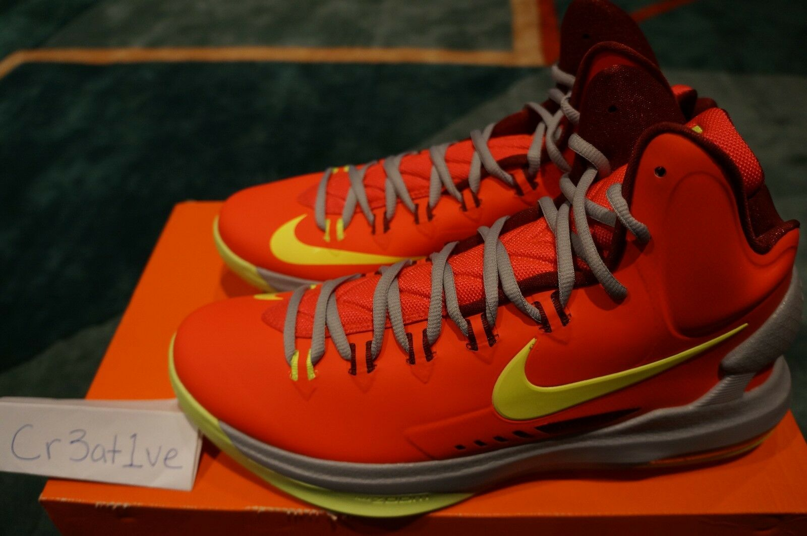Brand New Nike KD KD Nike V 5 DMV Maryland 007979