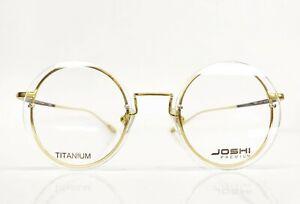 Joshi-Premium-7789-1-col-5-TITANIUM-Brille-Eyeglasses-Frame-Lunettes