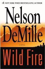 Wild Fire, Nelson DeMille, 044657967X, Book, Very Good