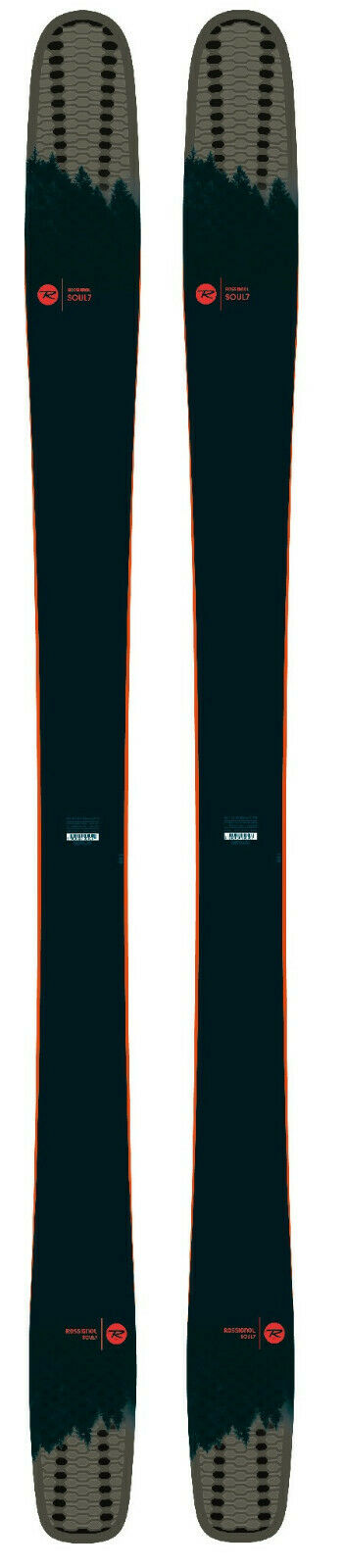 Rossignol Soul 7 HD snow skis 188cm, NEW 2020 (binding options available)