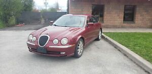 2000 Jaguar S-Type 4dr Sdn V8 | 2 Owners | Classic Luxury