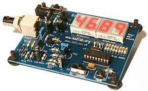 VELLEMAN MLP115 Frequency Counter Kit Version 2 (soldering required)