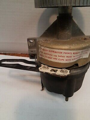 Ignition Points fit Scott McCulloch Outboard Boat Motor 10 HP Model 3835 508 518