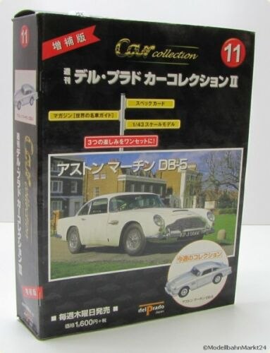 DELPRADO Giappone Aston Martin db-5 scala 1:43