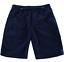 POLO-Ralph-Lauren-Junior-Boys-Navy-Cotone-Pantaloni-corti-nuova-con-etichetta-taglia-7-49-51-5in miniatura 1