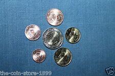 1 + 2 + 5 + 10 + 20 Cent + 2 Euro Kursmünze 2015 Frankreich UNC Rolle Kursmünzen