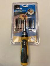 Ideal 35 688 21 In 1 Twist A Nut Multi Bit Screwdriver