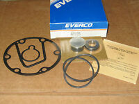 Compressor Shaft Seal Kit W/ Gasket - Chrysler C171, Nippondenso - Everco A7035