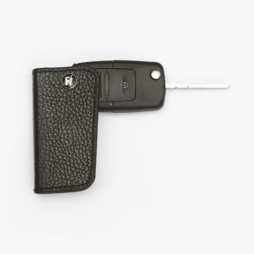 Seat//Skoda//Mercedes//Porsche//Jaguar Richbrook FlipFob Leather Car Key Holder
