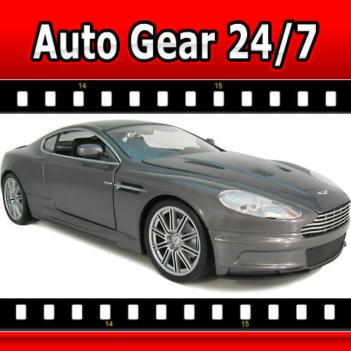 Aston Martin DBS 007 Bond CASINO ROYALE 1 18 Diecast Model Car