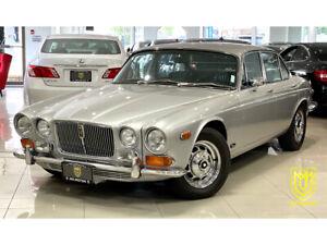 1973 Jaguar XJ12 Rare Series 1 Jaguar XJ12 Completely Restored