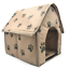 thumbnail 7 - Pet-Cat-Igloo-Removable-Covered-Bed-Small-Dog-Soft-Bed-Met-House-With-Lovely