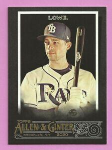 2020-Topps-Allen-amp-Ginter-X-Brandon-Lowe-189-Tampa-Bay-Rays