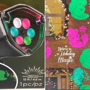 Christmas Light Projector.Details About Disney Holiday Magic Princess Lightshow Projection Led Christmas Light Projector