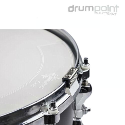 Snareweight CUTS 2er-Pack Doppelpack Drum Dampener Schlagzeug Dämpfer