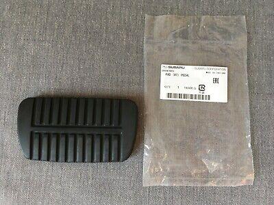 Subaru Genuine STI Aluminum Pedal Pad Cover Kit for Forester//Impreza//Levorg//WRX
