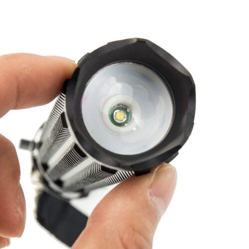LED Long Baseball Bat Flashlight 2000Lumens,Waterproof Bright Baton Torch Mode