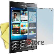 4 Pellicola Per BlackBerry Passport  Proteggi Salva Schermo Display Pellicole