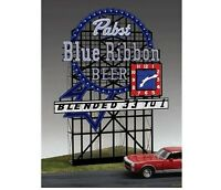 Miller Engineering O/ho Pabst Blue Ribbon Beer Bb Mlr4081