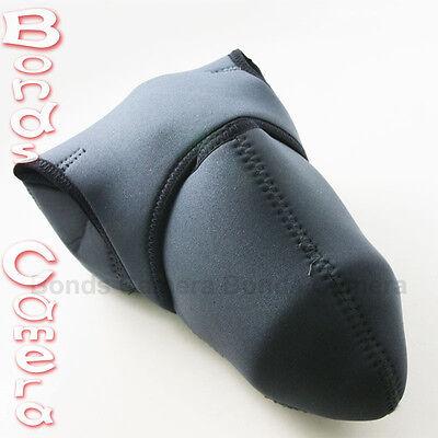Large Neoprene Soft Camera Case Bag Pouch Cover for DSLR SLR Camera 22cm length