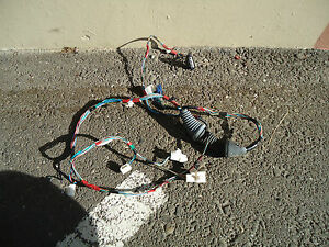 s l300 00 05 toyota celica gt gt s passenger right door wire harness rh 1977 Toyota Celica at fashall.co