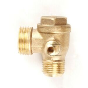 Brass-Valve-Air-Compressor-Parts-Corrosion-resistance-Replacement-Durable